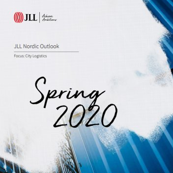 Nordic Outlook Report Cover